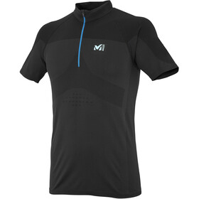 Millet M's LTK Seamless Zip SS Black